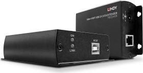Lindy USB 2.0 Cat6 extender, 4x USB-A 2.0, 140m (42710)
