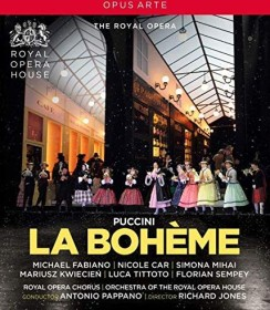 Giacomo Puccini - La Bohème (Blu-ray)