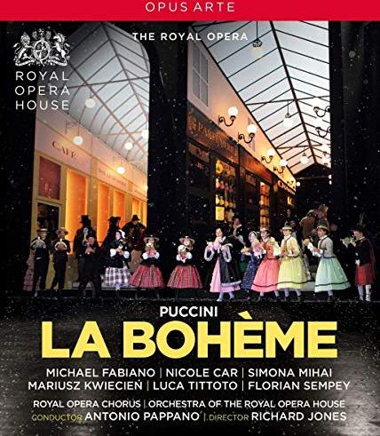 Giacomo Puccini - La Bohème (Blu-ray) -- via Amazon Partnerprogramm