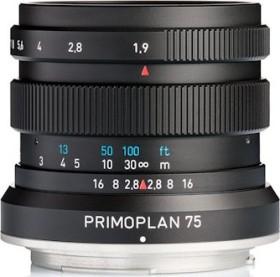 Meyer Optik Görlitz Primoplan 75mm 1.9 II für Canon EF