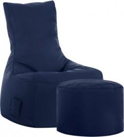 Sitting Point Swing Scuba Set Sitzsack jeansblau (28813009)