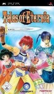 Tales of Eternia (englisch) (PSP)