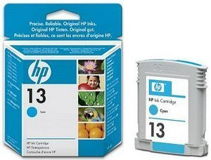 HP 13 Tinte cyan (C4815AE)