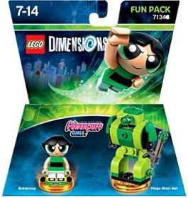 LEGO: Dimensions - Fun Pack: Powerpuff Girls (PS3/PS4/Xbox One/Xbox 360/WiiU)