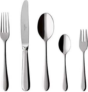 via Amazon Partnerprogramm  sc 1 st  Skinflint Price Comparison & Villeroy u0026 Boch Oscar cutlery set 30-piece. (1263399050) starting ...