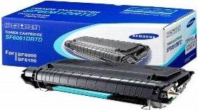 Samsung Drum with Toner SF-6061DR black