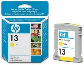 HP Tinte 13 gelb (C4817AE)