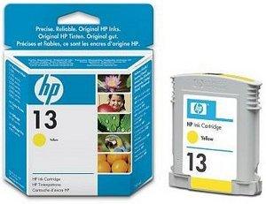 HP 13 Tinte gelb (C4817AE)