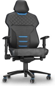 Backforce One Gamingstuhl, schwarz/blau