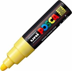 Uni-Ball POSCA PC-7M Acryl-Farbmarker, gelb (181307)
