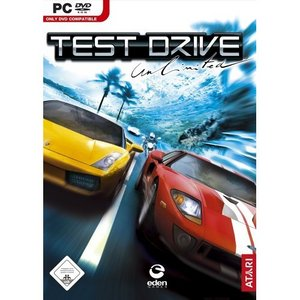 Test Drive Unlimited (English) (PC)