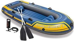 Intex Challenger 3 Schlauchboot Set