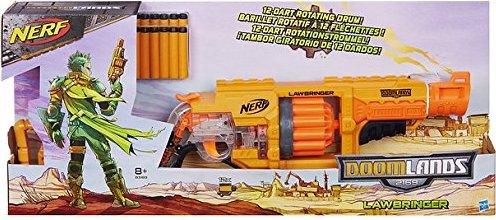 Hasbro Nerf Doomlands 2169 Lawbringer (B3189) -- via Amazon Partnerprogramm