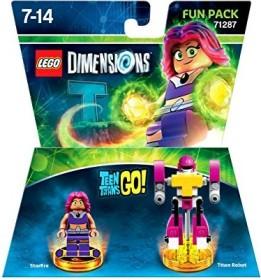 LEGO: Dimensions - Fun Pack: Teen Titans Go! (PS3/PS4/Xbox One/Xbox 360/WiiU)