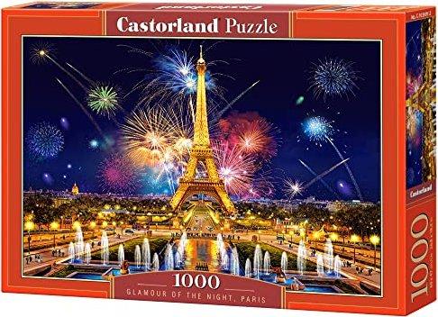 Castorland Glamour of the Night Paris (C-103997) -- via Amazon Partnerprogramm