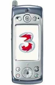 Motorola A920 z 3Deal 30 Tarif, 3 (różne umowy)