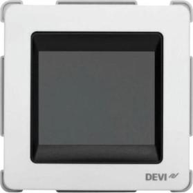 Danfoss Devireg Touch Raumthermostat weiß inkl. Rahmen (140F1064)
