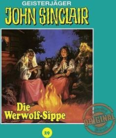 John Sinclair Tonstudio Braun - Folge 29 - Die Werwolf-Sippe