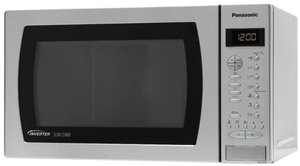 Panasonic NN-CT579S microwave with grill/hot air