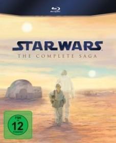 Star Wars: Complete Saga I-VI (Blu-ray)