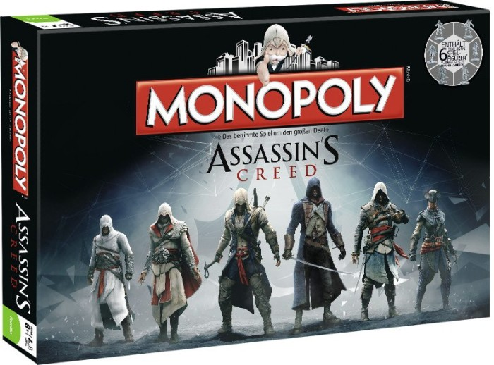 Monopoly Assassins Creed