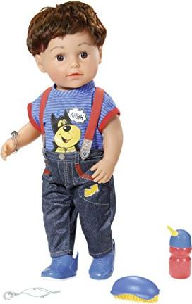 zapf creation baby born doll brother 825365 starting from