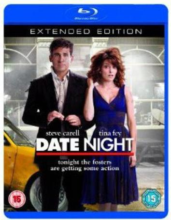 Date Night (Blu-ray) (UK) -- via Amazon Partnerprogramm