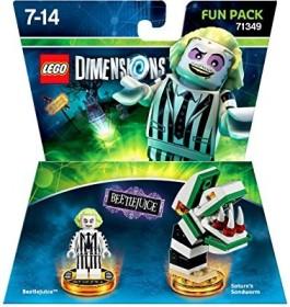 LEGO: Dimensions - Fun Pack: Beetlejuice (PS3/PS4/Xbox One/Xbox 360/WiiU)