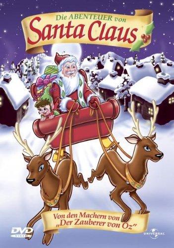 Die Abenteuer von Santa Claus -- via Amazon Partnerprogramm