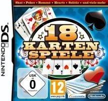 18 Kartenspiele (deutsch) (DS) -- via Amazon Partnerprogramm