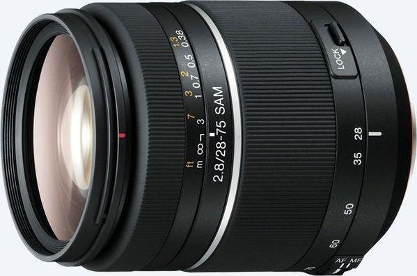 Sony 28-75mm 2.8 SAM black (SAL-2875)