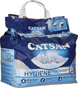 Catsan Hygiene Plus 10l