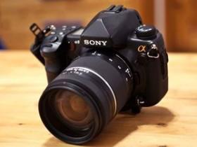 Sony Alpha 850 schwarz mit Objektiv AF 28-75mm 2.8 SAM (DSLR-A850Q)