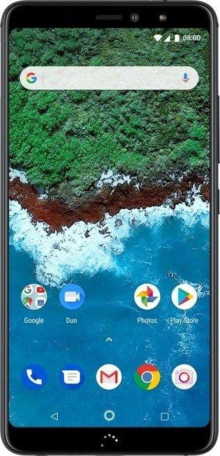 bq Aquaris X2 Pro 64GB schwarz