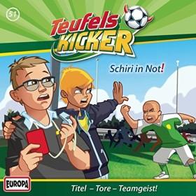 Teufelskicker Folge 51 - Schiri in Not!