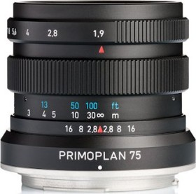 Meyer Optik Görlitz Primoplan 75mm 1.9 II für Leica L