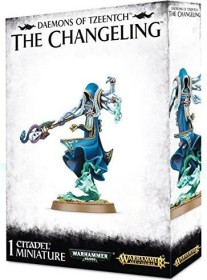 Games Workshop Warhammer Age of Sigmar - Disciples of Tzeentch - The Changeling (99129915034)