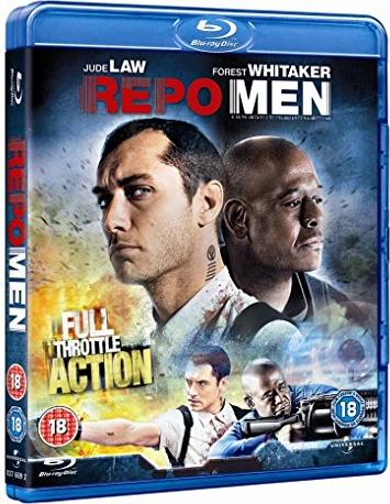 Repo Men (Blu-ray) (UK) -- via Amazon Partnerprogramm