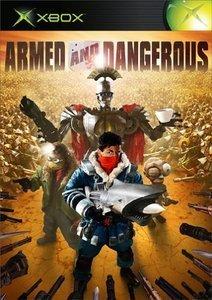 Armed & Dangerous (englisch) (Xbox)