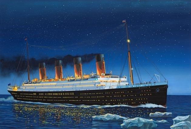 Revell R.M.S. Titanic (05210)