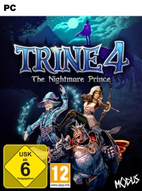 Trine 4: The Nightmare Prince (PC)