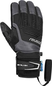 Reusch Slash R-Tex XT ski gloves black/grey (men) (4801202-706)