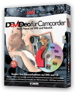 GData  Software: DaViDeo for camcorders (PC)
