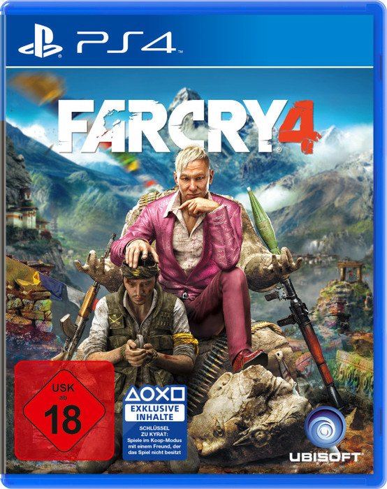 Far Cry 4 - Limited Edition (PS4)