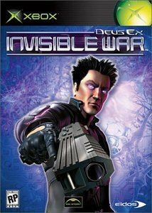 Deux Ex 2 - Invisible War (English) (Xbox)