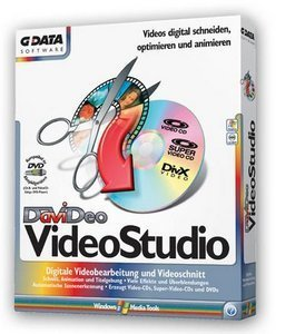 GData Software: DaViDeo VideoStudio (PC)