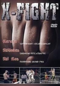 Kampfsport: X-Fight German Open (DVD)