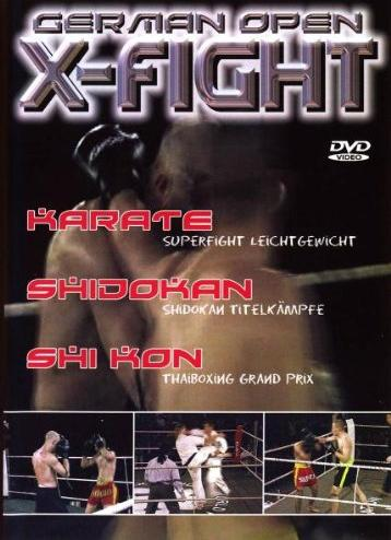 Kampfsport: X-Fight German Open -- via Amazon Partnerprogramm