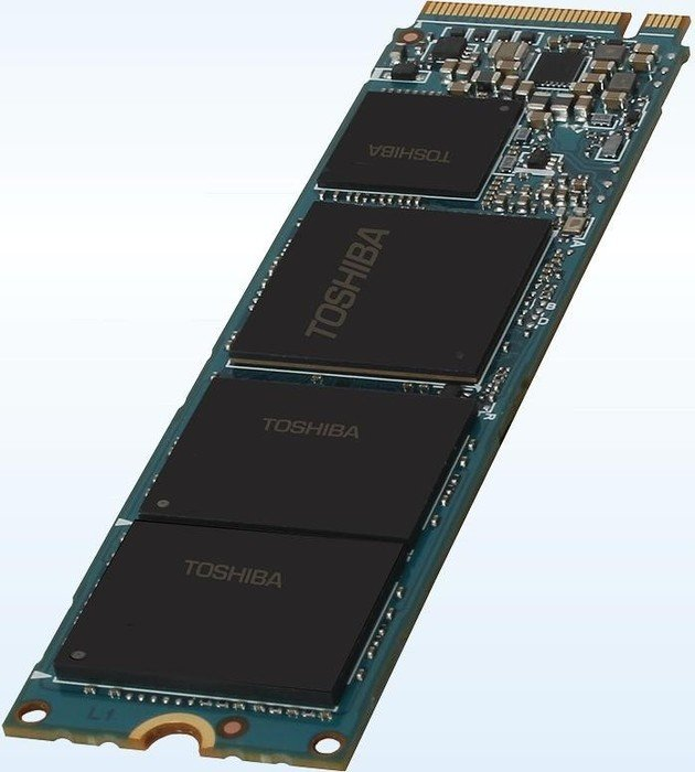 Toshiba XG3 256GB, M.2 (THNSN5256GPU7)