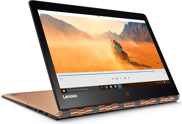 Lenovo Yoga 900-13ISK bronze, Core i7-6500U, 8GB RAM, 512GB SSD (80MK0072GE)